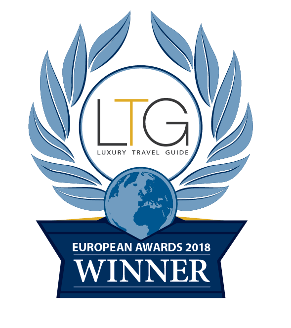 Luxury Travel Guide European Awards 2018 shortlisted
