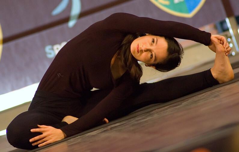 Stretching-Pilates
